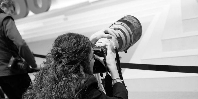 Freelens Fotografie und Geschlecht Renate Ruhne
